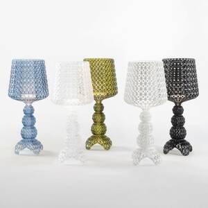 Kartell Kartell Mini Kabuki - LED stolní lampa, zelená