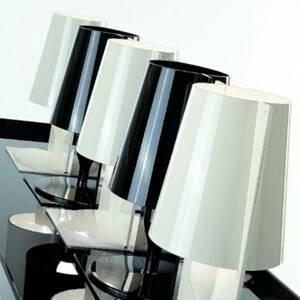 Kartell Kartell Take stolní lampa, černá