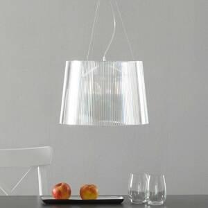Kartell Kartell Gè - LED závěsné světlo, transparentní