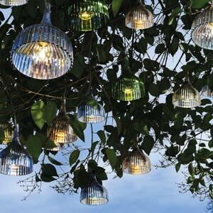 Kartell Kartell É - závěsné světlo s LED, transparentní