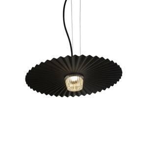 Karman Karman Gonzaga LED závěsné světlo, Ø 42 cm, černá