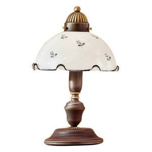 AUSTROLUX BY KOLARZ KOLARZ Nonna - stolní lampa bílá-modrá