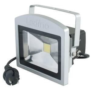 Ledino LED reflektor Benrath, antipanikové světlo baterie