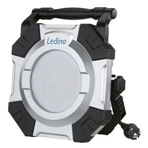 Ledino LED pracovní reflektor Allach, stmívač, 2 zásuvky