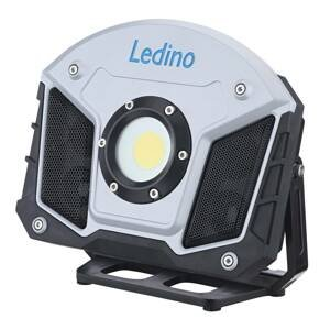 Ledino LED aku reflektor Horn s funkcí Bluetooth