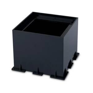 LEDS-C4 LEDS-C4 Gea Power nerezové podlahové světlo LED