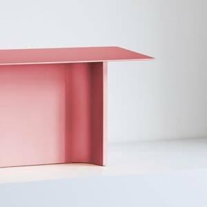 Luceplan Luceplan Fienile LED stolní lampa, růžová