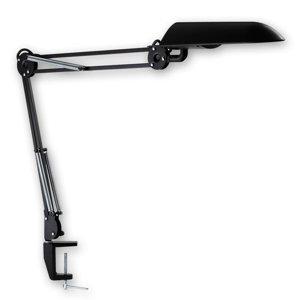 GLamOX Stabilizované světlo - stolní lampa Verit černá