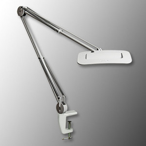 GLamOX Asymetrická pracovní stolní lampa Split LED