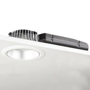 GLamOX LED downlight D70-RF155 HF 4000K bílá/stříbrná