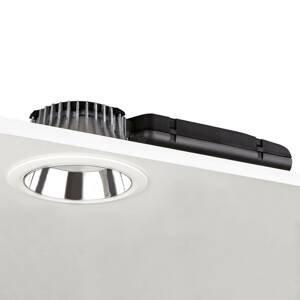 GLamOX Downlight D70-RF155 DALI stříbrná/bílá 4000K 20W