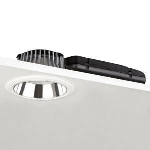 GLamOX Downlight D70-RF155 DALI stříbrná/bílá 4000K 14W