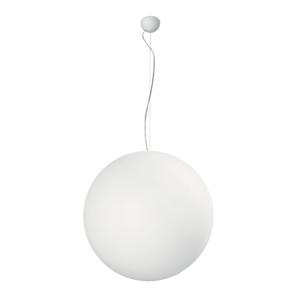 Linea Light Závěsné světlo Oh bílé úsporné 28 cm
