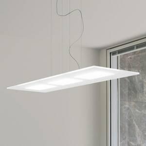 Linea Light Výkonné LED závěsné světlo Dublight