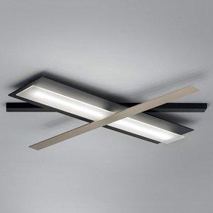 Linea Light Nastavitelné LED stropní světlo Eclips_S