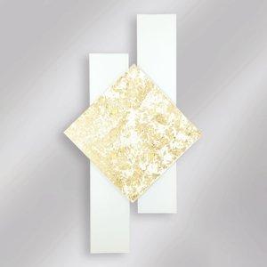 Lam Stropní světlo Bandiera GD 0009/PL90 zlatá 90cm