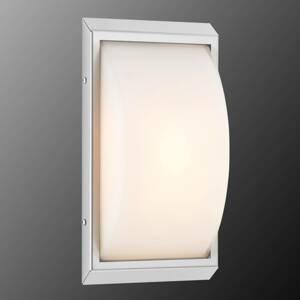 LCD LED venkovní nástěnné světlo 052, bílá