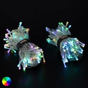 Twinkly Inteligentní LED světelný závěs Twinkly, RGB