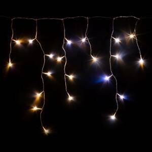Twinkly Inteligentní LED světelný závěs Twinkly, CCT