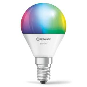 LEDVANCE SMART+ LEDVANCE SMART+ WiFi E14 5W kapka RGBW
