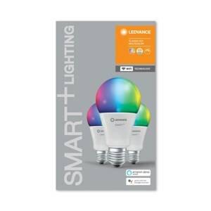 LEDVANCE SMART+ LEDVANCE SMART+ WiFi E27 14W Classic RGBW 3ks