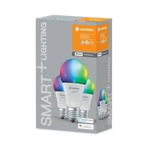 LEDVANCE SMART+ LEDVANCE SMART+ WiFi E27 9,5W Classic RGBW 3ks