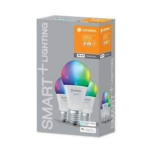 LEDVANCE SMART+ LEDVANCE SMART+ WiFi E27 9W Classic RGBW 3ks