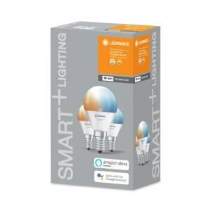 LEDVANCE SMART+ LEDVANCE SMART+ WiFi E14 5W kapka CCT 3ks
