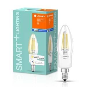 LEDVANCE SMART+ LEDVANCE SMART+ Bluetooth E14 svíčka čirá 4W 2700K