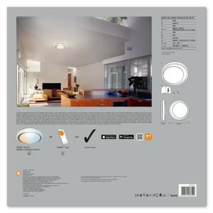 LEDVANCE SMART+ LEDVANCE SMART+ WiFi Orbis Moon CCT 38cm šedá