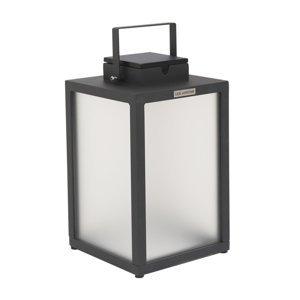 LES JARDINS LED solární lucerna Tradition, výška 40 cm