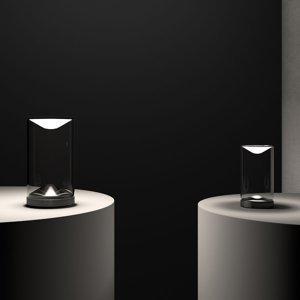 LUMINA Lumina Eva LED stolní lampa 3000K, noha černá