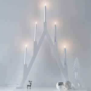 Markslöjd Rovný svíčkový lustr Bjurfors
