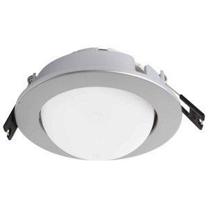 MEGATRON Podhledové světlo Planex, otočné, stříbrná