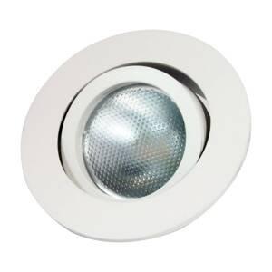 MEGATRON LED vestavný spot Decoclic GU10/GU5.3, kulatý bílá