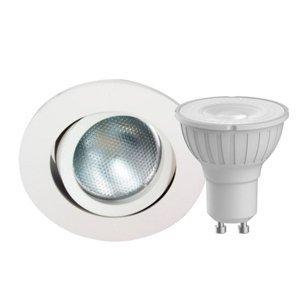 MEGATRON Megaman DecoclicSet LED spot GU10 5W bílá