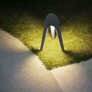 Martinelli Luce Martinelli Luce Cyborg LED osvětlení cesty, šedá