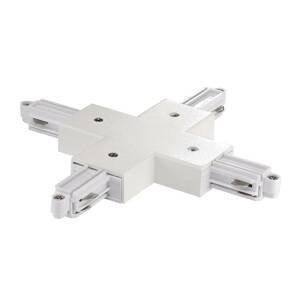 Nordlux T-spojka pro přípojnici Link, levá, bílá