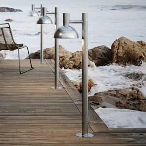 Nordlux Venkovní osvětlení Arki chrom, proti mořské vodě