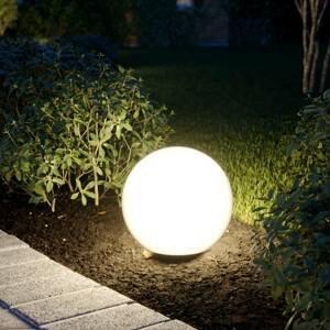 NOWODVORSKI LIGHTING Světlo - koule Cumulus S pro zahradu, Ø 30 cm