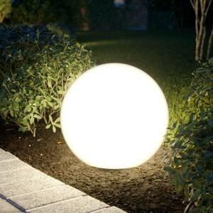 NOWODVORSKI LIGHTING Světlo - koule Cumulus M pro zahradu, Ø 45 cm