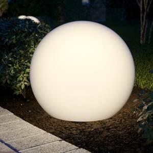 NOWODVORSKI LIGHTING Světlo - koule Cumulus L pro zahradu, Ø 60 cm