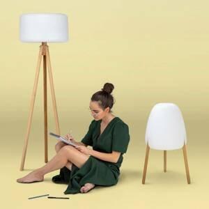 NEWGARDEN Newgarden Chloe LED stojací lampa solární+baterie