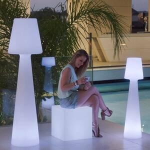 NEWGARDEN Newgarden Lola stojací lampa 165 cm denní světlo