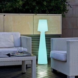 NEWGARDEN Newgarden Lola LED stojací lampa, baterie, 110 cm