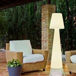 NEWGARDEN Newgarden Lola LED stojací lampa, baterie, 165 cm