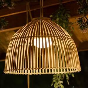 NEWGARDEN Newgarden Reona LED závěsné světlo s baterií