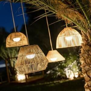 NEWGARDEN Newgarden Sisine LED závěsné světlo s baterií