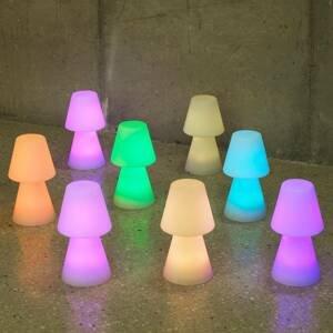 NEWGARDEN Newgarden Lola 30 LED stolní lampa s baterií