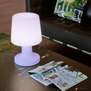 NEWGARDEN Newgarden Carmen LED stolní lampa s baterií
